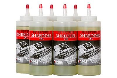 Dahle Shredder Oil, 12 Oz. Bottle (20721)