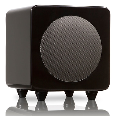 Kanto SUB6GB Powered Subwoofer, Gloss Black