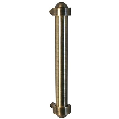 Allied Brass Universal 18'' Center Appliance Pull; Polished Nickel