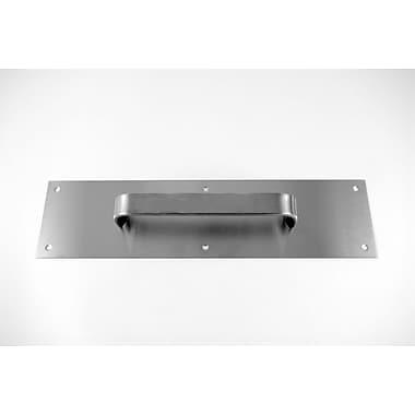 DON-JO MFG INC. Pull Plate; Oil Rubbed Bronze