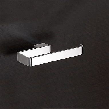 Gedy by Nameeks Lounge Wall Mounted Towel Ring; Chrome