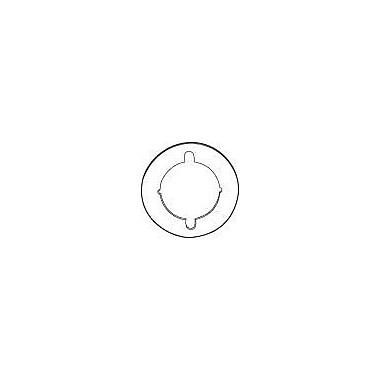 DON-JO MFG INC. Spacer Ring; Stainless Steel