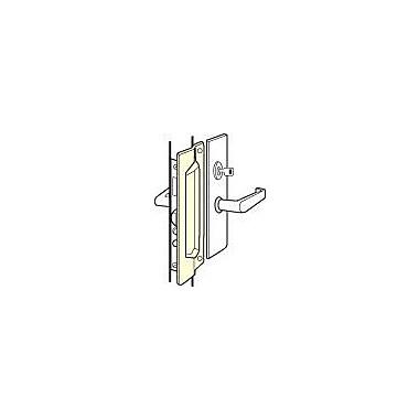 DON-JO MFG INC. Latch Protector; Brass Plated
