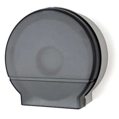 Palmer Fixture Jumbo Roll Tissue Dispenser; Dark Translucent