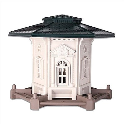 Our Pets Pet Zone Colonial Gazebo Decorative Bird Feeder (WYF078276452043) photo