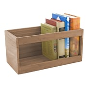 SeaTeak Hardcover Book Rack by