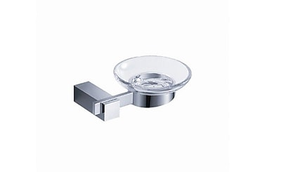 Fresca Ellite Soap Dish; Chrome