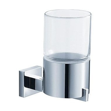 Fresca Glorioso Tumbler and Tumbler Holder