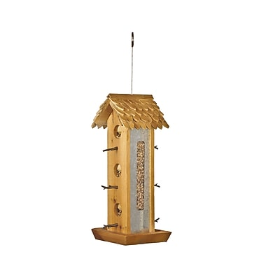 Perky Pet Tiny Jay Hopper Bird Feeder (WYF078276425012) photo