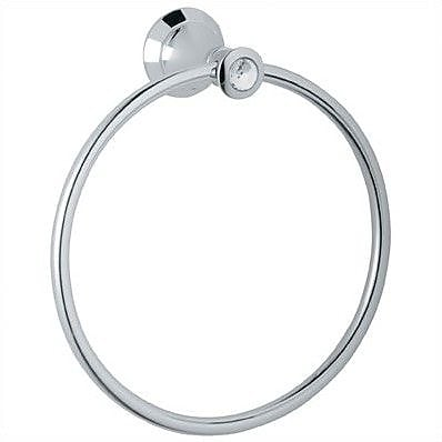 Grohe Kensington Wall Mounted Towel Ring; Chrome