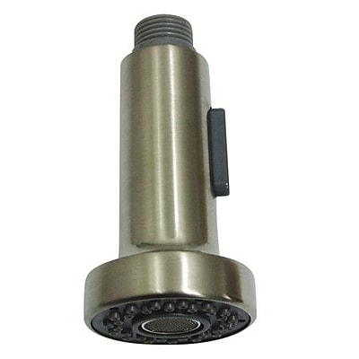 Kingston Brass Made to Match Gourmetier Kitchen Faucet Spray; Satin Nickel