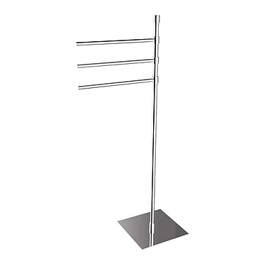 WS Bath Collections Complements Rampin Free Standing Towel Stand