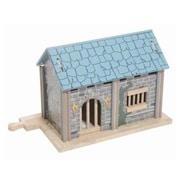 Le Toy Van Edix the Medieval Village Jail Building