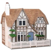 Greenleaf Dollhouses Glencroft Dollhouse