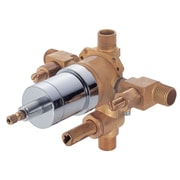 Danze Accessories Pressure Balance Mixing Valve w/ Diverter and Stops
