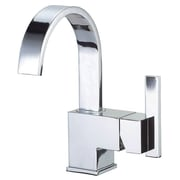 Danze Sirius Single Handle Single Hole Bathroom Faucet; Chrome by