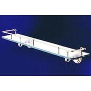 Empire Industries Bentley 24'' Bathroom Shelf; Satin Nickel
