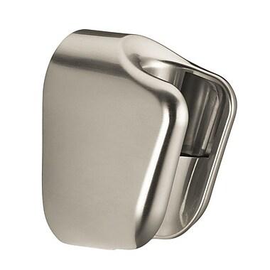 Hansgrohe Showerpower Hand Shower Holder; Brushed Nickel