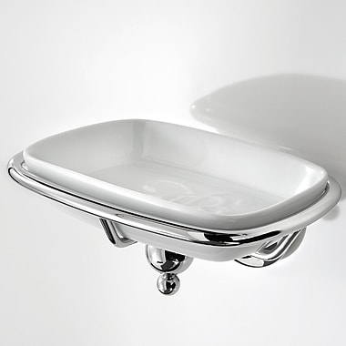 WS Bath Collections Venessia Soap Dish