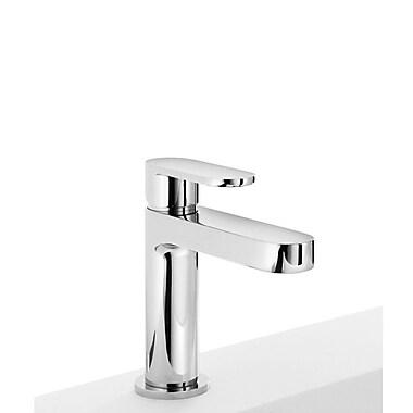 WS Bath Collections Linea Muci Single Handle Single Hole Bathroom Faucet