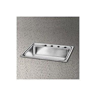 Elkay Pacemaker 25'' x 21.25'' Single Bowl Kitchen Sink
