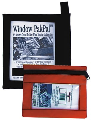ToolPak Window PakPals Tool Pouch (Set of 2) WYF078276429977