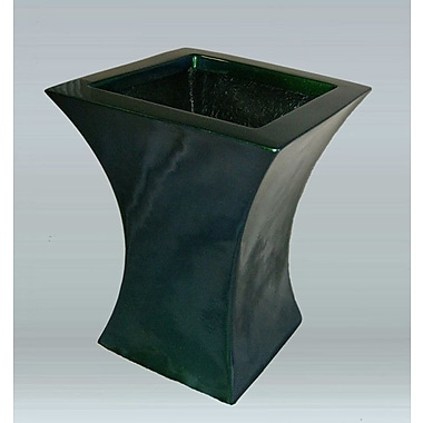 Allied Molded Products Plastic Pot Planter; Plum