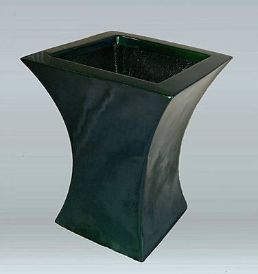 Allied Molded Products Plastic Pot Planter; Blue