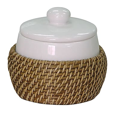 Elegant Home Fashions Hana Cotton Jar