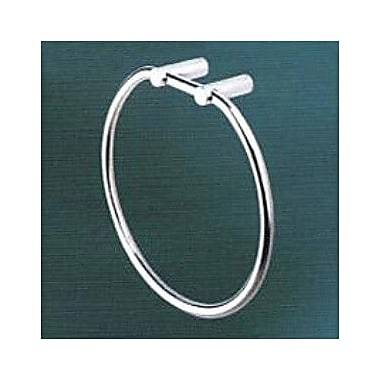 Empire Industries Tempo Wall Mounted Towel Ring; Polished