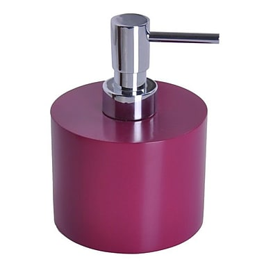 Gedy by Nameeks Piccollo Soap Dispenser; Ruby Red