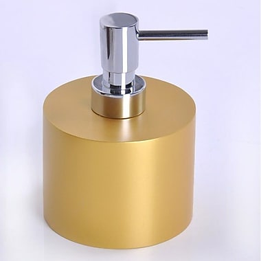Gedy by Nameeks Piccollo Soap Dispenser; Gold