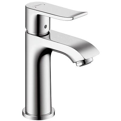 Hansgrohe Metris Single Hole Standard Bathroom Faucet; Chrome