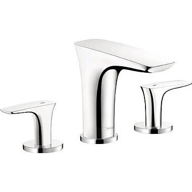 Hansgrohe PuraVida Widespread Bathroom Faucet; Chrome