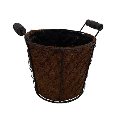 Cheungs Round Pot Planter; Medium
