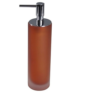 Gedy by Nameeks Baltic Soap Dispenser; Orange