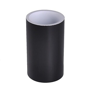 Gedy by Nameeks Piccollo Toothbrush Holder; Black
