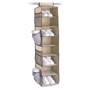 OIA Tetron 8-Pocket and 8-Compartment Hanging Shoe Organizer