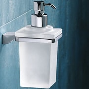 Gedy by Nameeks Glamour Wall Mount Soap Dispenser