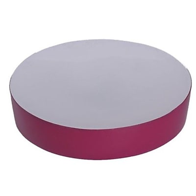 Gedy by Nameeks Piccollo Soap Dish; Ruby Red