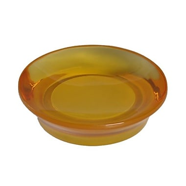 Gedy by Nameeks Flaca Soap Dish; Orange