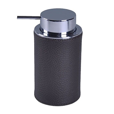 Gedy by Nameeks Vogue Soap Dispenser; Wenge
