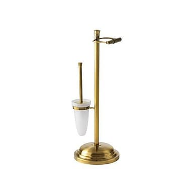 Gedy by Nameeks Romance Bathroom Butler Free Standing Toilet Paper Holder