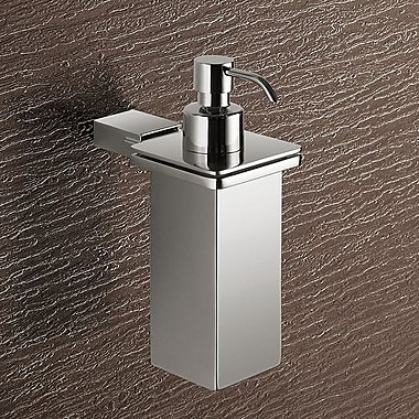 Gedy by Nameeks Kansas Wall Mount Soap Dispenser