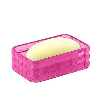Gedy by Nameeks Glady Soap Dish; Fuchsia