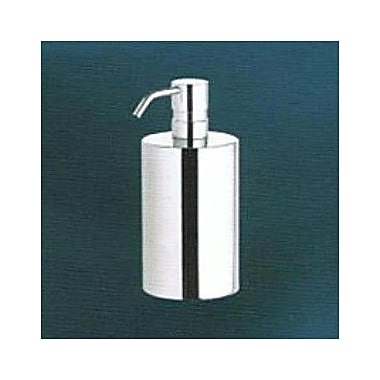 Empire Industries Tempo Wall Mounted Soap Dispenser; Polished