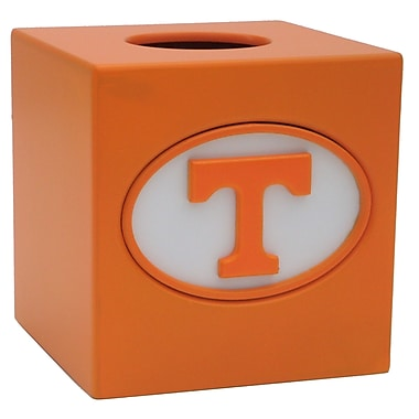 Fan Creations NCAA Tissue Box Cover; Tennessee