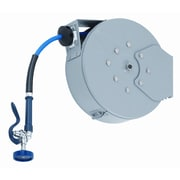 T&S Brass Enclosed Hose Reel Epoxy Coated Steel