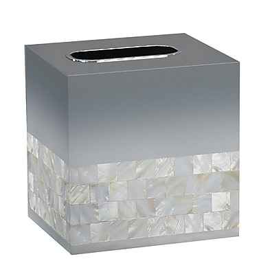 NU Steel Jakarta Boutique Tissue Box Cover