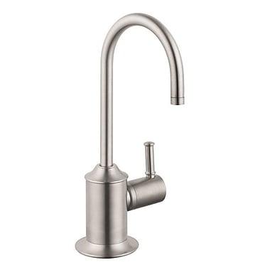 Hansgrohe Talis C Cold Water Dispenser w/ Swivel Spout; Steel Optik